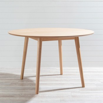 Abode Round Dining Table by Habitat