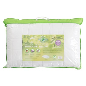 Bamboo Surround Medium/Firm Pillow by Greenfirst®