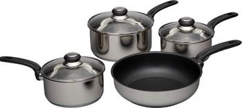Wiltshire 4-Piece Cookware Set