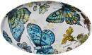 RGA-x-Bromley-Oval-Platter-41-24.5-3cm-16.1-9.6-1.1-Butterflies Sale