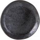 Earth-Side-Plate-21.5cm-8.5-Black Sale