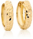 Hoop-Earrings-in-10ct-Yellow-Gold Sale