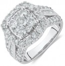 Engagement-Ring-with-2-12-Carat-TW-of-Diamonds-in-14ct-White-Gold Sale