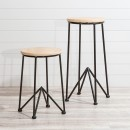 Apex-Black-Stool-by-Habitat Sale
