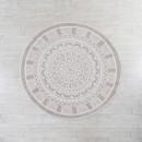 Moroc-Round-Floor-Rug-by-Habitat Sale
