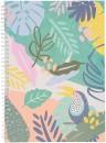Tropical-A4-Spiral-Notebook Sale