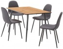 Seaforth-5-Piece-Dining-Set-with-Mambo-Chairs Sale