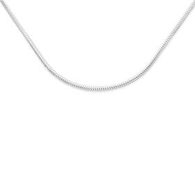 Silver-40cm-Snake-Chain on sale