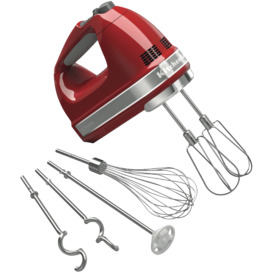 Artisan-Hand-Mixer-Empire-Red on sale