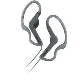 Ear-Hook-Sports-Headphones-Black on sale