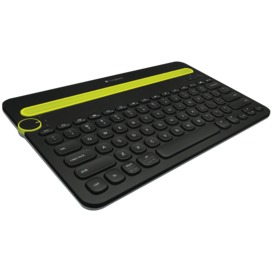 -K480-Bluetooth-Multi-device-Keyboard-Black- on sale