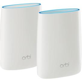 Orbi-HighPerformance-AC3000-TriBand-WiFi-System-2-Pack on sale