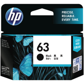 63-Black-Original-Ink-Cartridge on sale