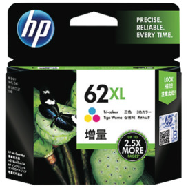 62-XL-Tricolour-Ink-Cartridges on sale