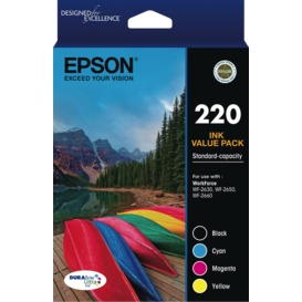 220-Std-Capacity-DURABrite-Ultra-4-ink-Value-Pack on sale