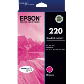 220-Std-Capacity-DURABrite-Ultra-Magenta-Ink-Cartridge on sale