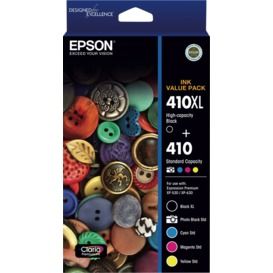 410XL-5-x-colour-ink-Value-Pack on sale