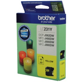 -LC231-Yellow-Ink-Cartridge on sale