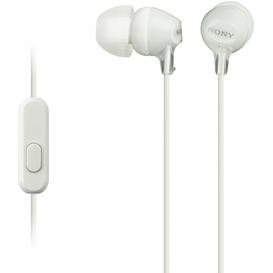 In-Ear-MDREX15APW-White-Headphones on sale