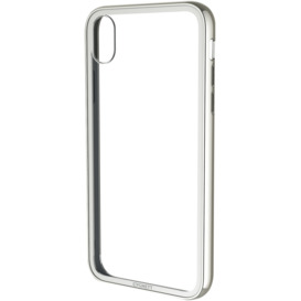 iPhone-Xs-Max-Tempered-Glass-Case-White on sale