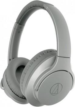 Audio-Technica-Wireless-Noise-Cancelling-Headphones-Grey on sale