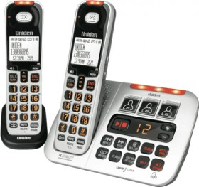 Uniden-Cordless-Phone-Twin-Pack on sale