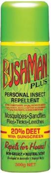 Bushmans-Insect-Repellent-Aerosol-300g on sale