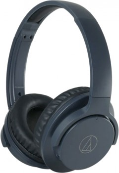 Audio-Technica-Wireless-Noise-Cancelling-Headphones-Navy on sale