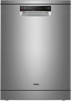 Haier-Freestanding-Dishwasher-Stainless-Steel on sale