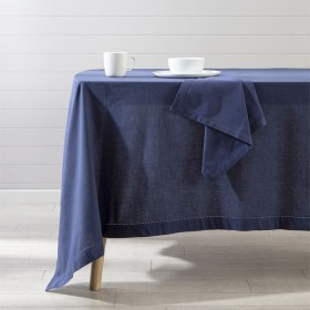 Pelham-Navy-Blue-Table-Linen-by-Habitat on sale