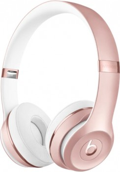 Beats-by-Dr.-Dre-Solo3-Wireless-Headphones-Rose-Gold on sale