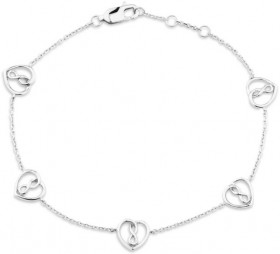 Mini-Infinitas-Bracelet-in-Sterling-Silver on sale