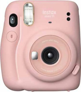 Instax-Mini11-Camera-Blush-Pink on sale