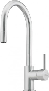 Oliveri-Pull-Out-Goose-Neck-Mixer on sale