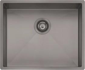 Oliveri-Spectra-Single-Bowl-Sink-Gunmetal on sale