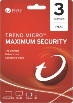 Trend-Micro-Maximum-Security-3-Device-1-Year on sale