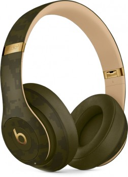 Beats-by-Dr.-Dre-Studio3-Wireless-Noise-Cancelling-Over-Ear-Headphones-in-Camo-Forest-Green on sale