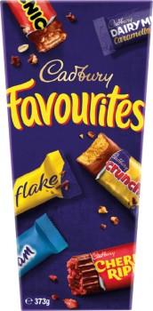 Cadbury-Favourites-373g on sale
