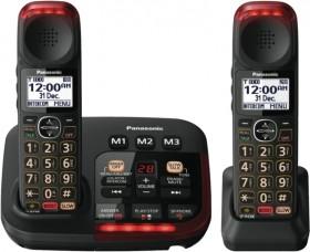 Panasonic-Cordless-Phone-Twin-Pack on sale
