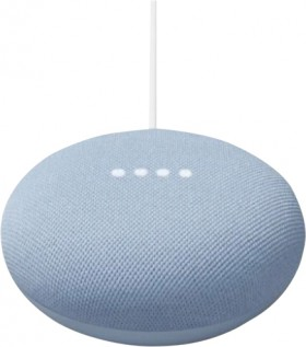 Google-Nest-Mini-Sky-Blue on sale