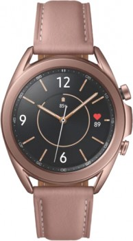 Samsung-Galaxy-Watch3-Bluetooth-41mm-Bronze on sale