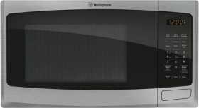 Westinghouse-23L-800W-Microwave-Stainless-Steel on sale