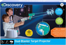 Discovery-Dual-Blaster-Target-Projector on sale