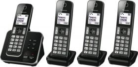 Panasonic-Quad-Pack-Cordless-Phone on sale