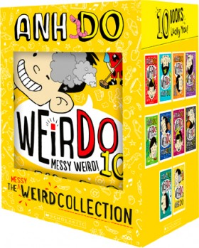 The-Messy-Weird-Collection-10-Books on sale