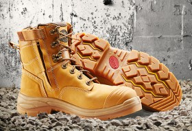 Oliver-AT-55-332Z-Wheat-150mm-Zip-Sided-Safety-Boots-with-TECtuff-Toe-Bumper on sale