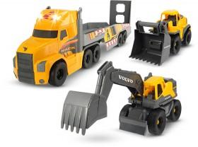Dickie-Toys-Mac-Volvo-Heavy-Loader-Truck-Set on sale