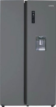 CHiQ-602L-Side-By-Side-Refrigerator on sale