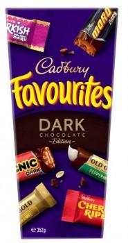 Cadbury-Favourites-Dark-Edition-352g on sale