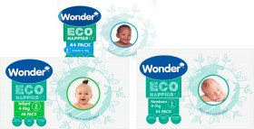 Wonder-Eco-Nappies on sale